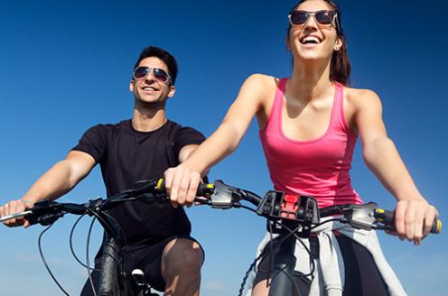 Pesquisa britânica avalia os benefícios de pedalar